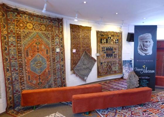Teppichmuseum Tönsmann  Bildergalerie